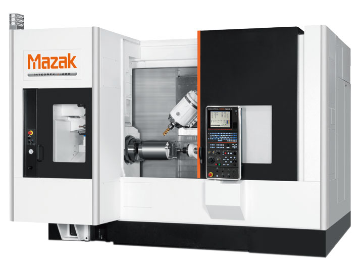centre usinage mazak